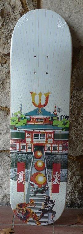 Evisen Evisen Takeshi's Castle Deck - 8.25