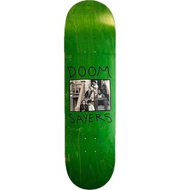 Doom Sayers Doom Sayers Team 1266 De Haro Deck - 8.5 x 32