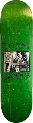 Doom Sayers Doom Sayers Team 1266 De Haro Deck - 8.5 x 32
