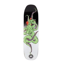 Welcome Welcome Seahorse 2 on Son of Moontrimmer Deck - 8.25 x 32.125 (White Lightning Slick)