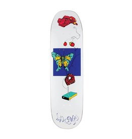 Welcome Welcome Master of Baculus Deck - 8.75 x 33 (White Lightning Slick)