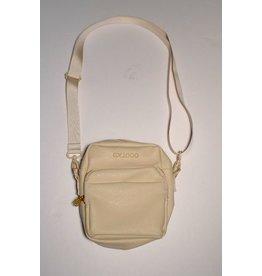 GX1000 GX1000 Mono Bag - Cream Leather