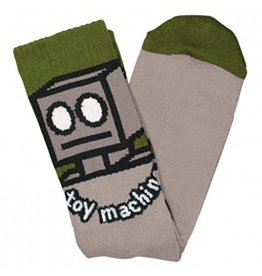Toy Machine Toy Machine Robot Sand Socks