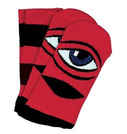 Toy Machine Toy Machine Sect Eye Big Stripe Red Socks