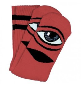 Toy Machine Toy Machine Sect Eye III Clay Socks