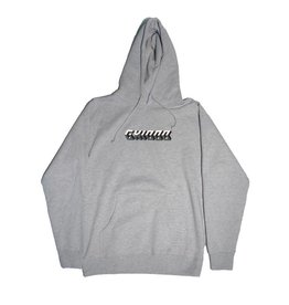 GX1000 GX1000 3D Hoodie - Heather Grey (Size Small or Medium)