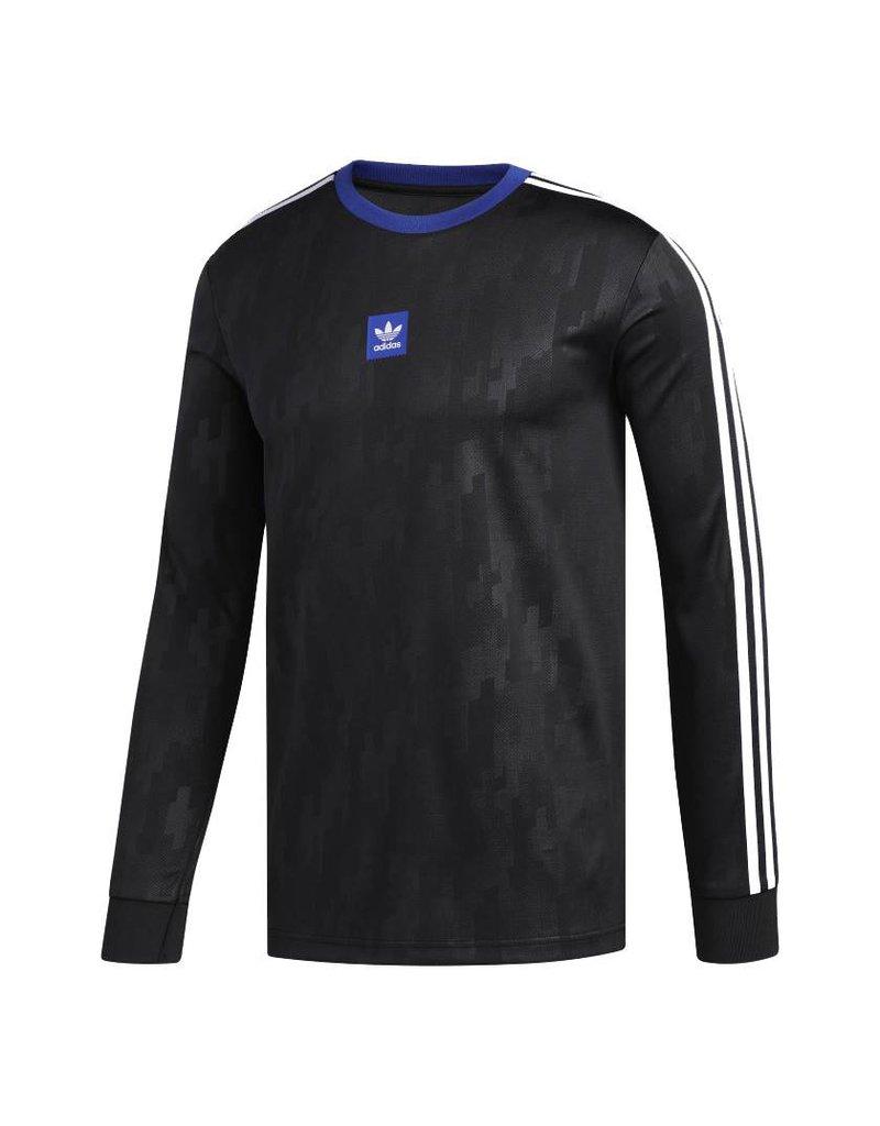 Adidas Adidas Dodson Jersey - Black/Blue/White (size Medium or Large)