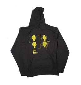Threads Threads Skate Videos Hoodie - Black