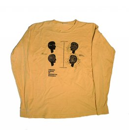 Threads Threads Skate Video Longsleeve - Mustard