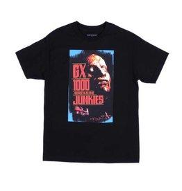 GX1000 GX1000 Junkies T-shirt - Black
