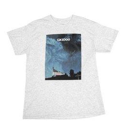 GX1000 GX1000 Flag T-shirt - Ash