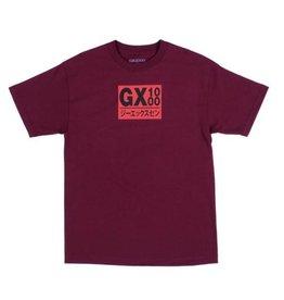 GX1000 GX1000 Japan T-shirt - Maroon