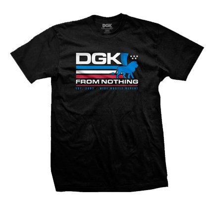 DGK DGK Icon T-shirt - Black  (size X-Large)