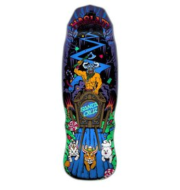 Santa Cruz Santa Cruz Haslam Snack Warrior Guest Pre-Issue Deck - 9.9 x 30.84