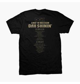 DGK DGK x Smif-N-Wessun T-shirt - Black