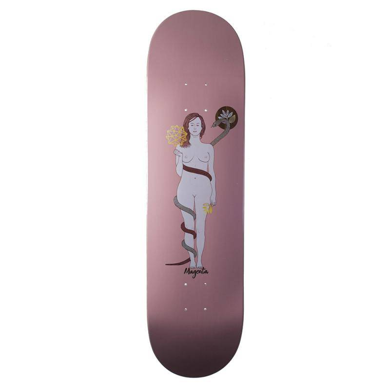 Magenta Magenta Woman Deck - 8.5 x 32.3
