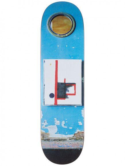 Isle Isle Ted Gahl - Chris Jones Deck - 8.375 x 32.125