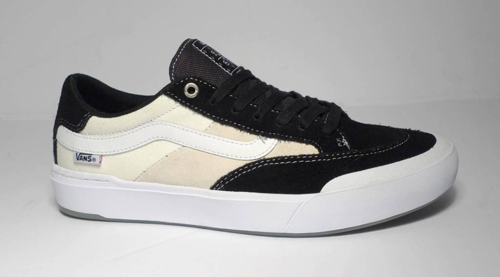 7ec752e4aaf Vans Berle Pro - Black White - FA SKATES