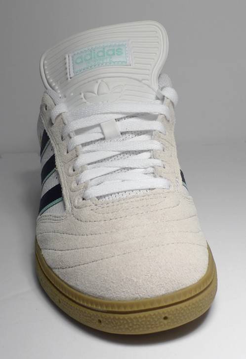 Adidas Adidas Busenitz - Cloud White/Collegiate Burgndy/Clear Mint