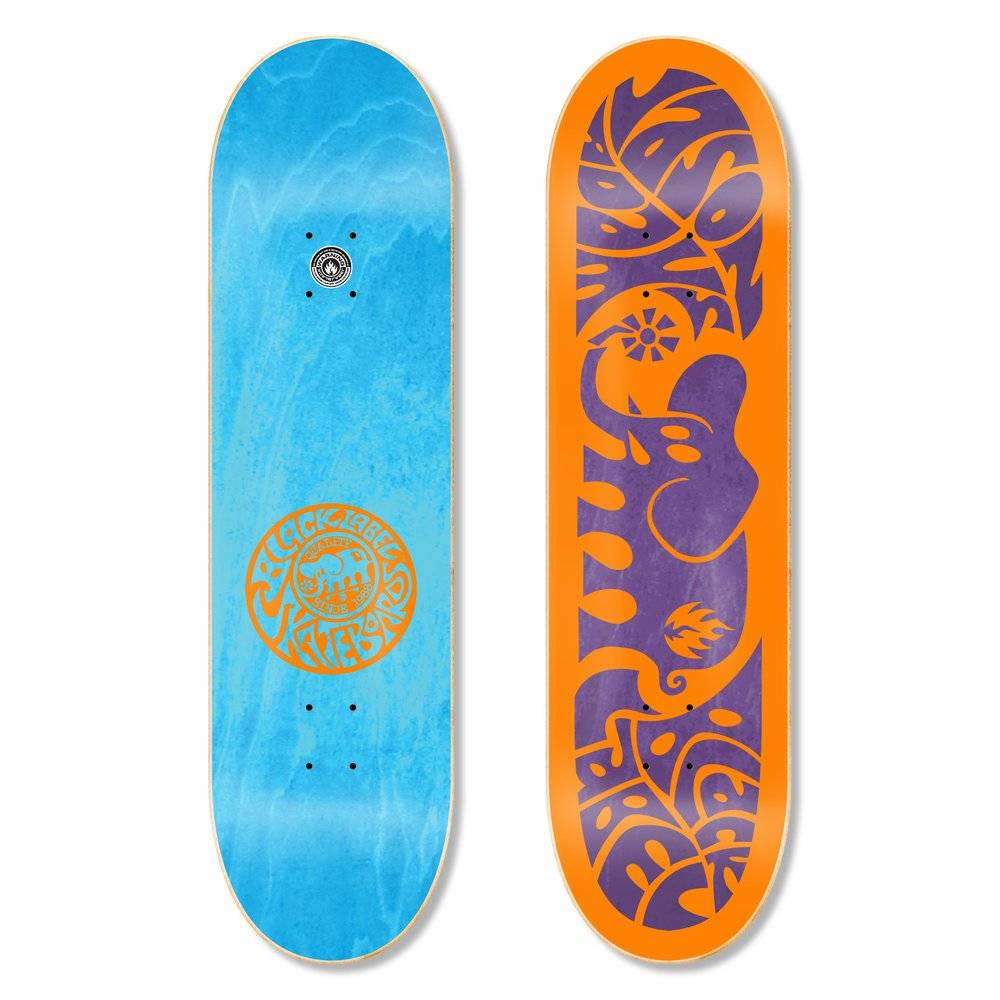 Black Label Black Label Jason Adams Trip Tone Deck - 8.68 x 32.63