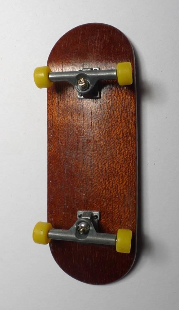 MiddleFingerboard MiddleFingeboard Blank Complete - 33.5mm
