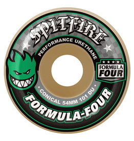 Spitfire Spitfire Formula Four Conical 52mm 101d wheels (set of 4)