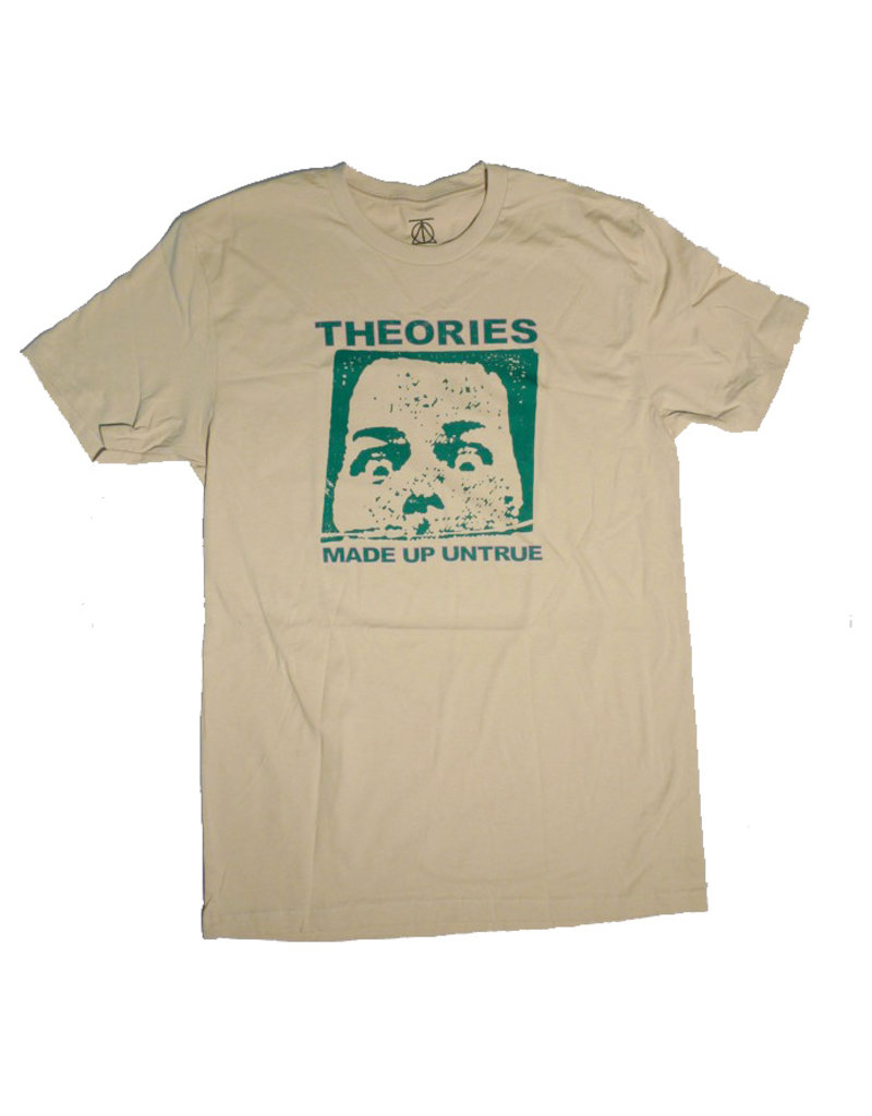 Theories Brand Theories Dunedin T-shirt - Cream (size Medium or Large)