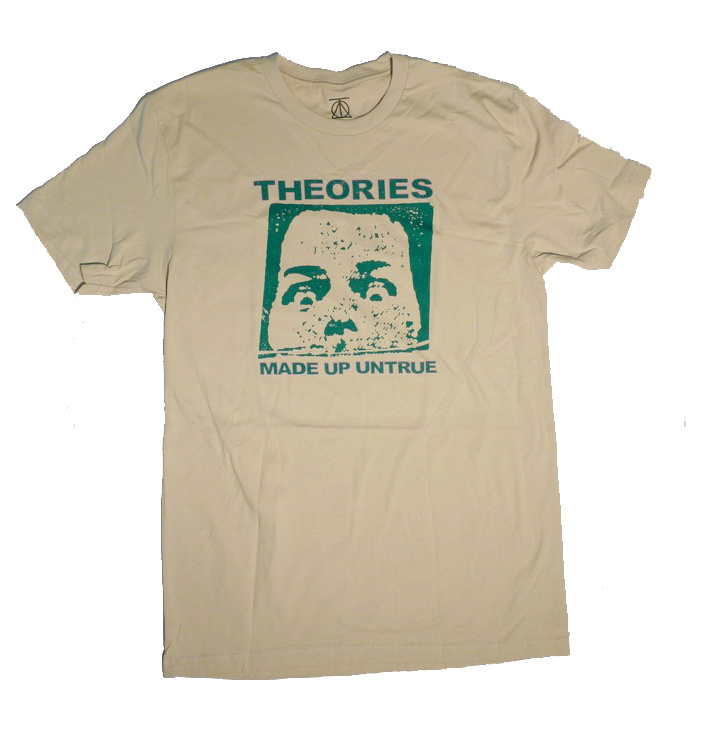Theories Brand Theories Dunedin T-shirt - Cream