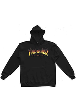 Thrasher Mag Thrasher BBQ Hoodie - Black