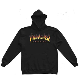 Thrasher Mag Thrasher BBQ Hoodie - Black  (size Medium or Large)