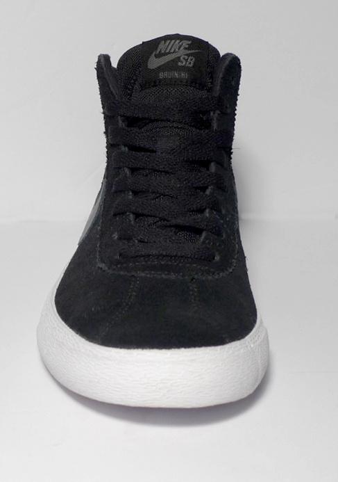 Nike SB Nike sb Bruin Hi Women's - Black/Dark Grey-White