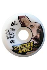 Speedlab Wheels Speedlab Artist Series Natty 61mm 99a Wheels (set of 4)