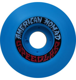 Speedlab Wheels Speedlab Nomad Minis Blue 55mm 99a Wheels (set of 4)