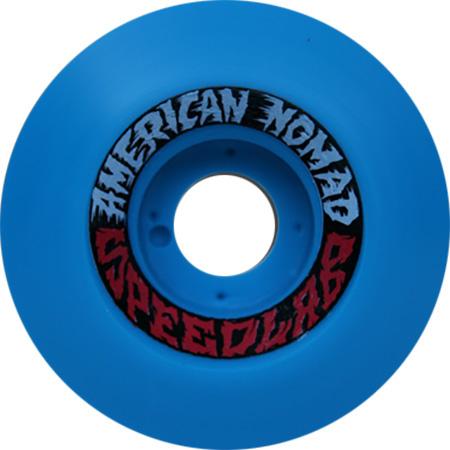 Speedlab Wheels Speedlab Nomad Minis Blue 55mm 99a Wheels (set of 4)
