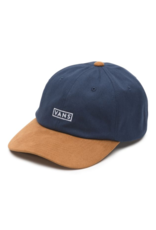 Vans Vans Curved Bill Jockey Hat - Dress Blues/Khaki