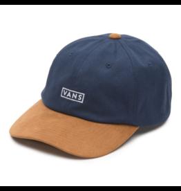 Vans Vans Curved Bill Jockey Hat - Dress Blues/Khaki
