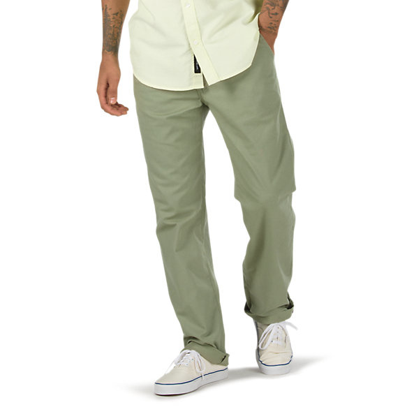 Vans Vans Authentic Chino Pant - Oil Green