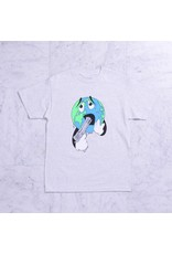 Quasi Quasi World T-shirt - Ash