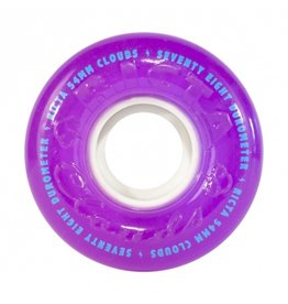 Ricta Ricta 54mm Crystal Clouds 78a Purple Wheels (Set of 4)