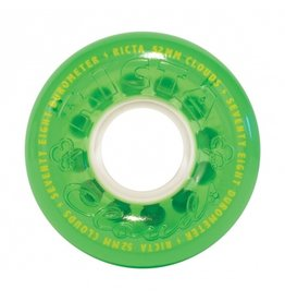 Ricta Ricta 52mm Crystal Clouds 78a Green Wheels (Set of 4)