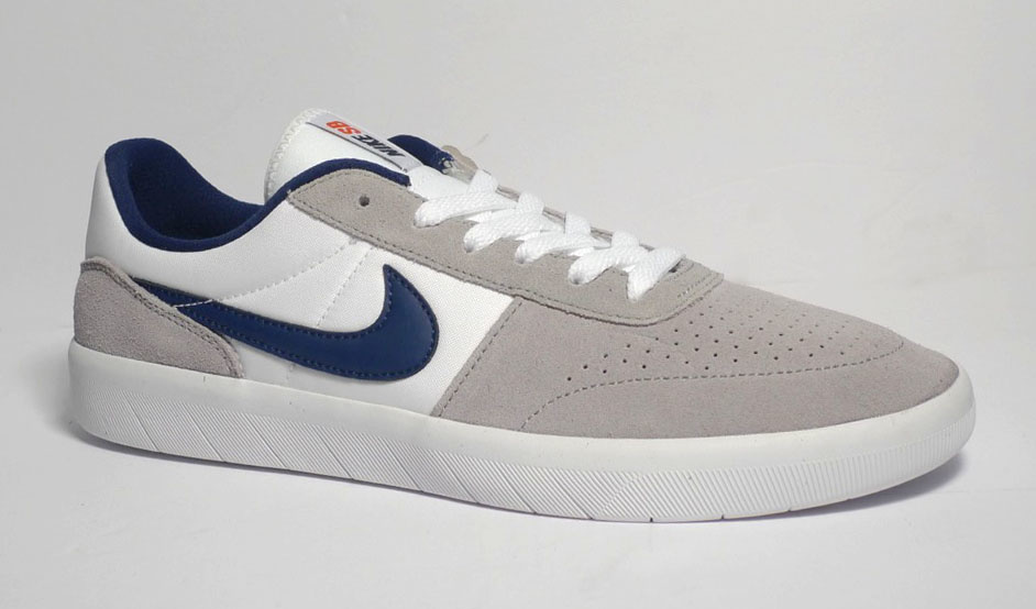 Nike SB Nike sb Team Classic - Wolf Grey/Blue Void-White