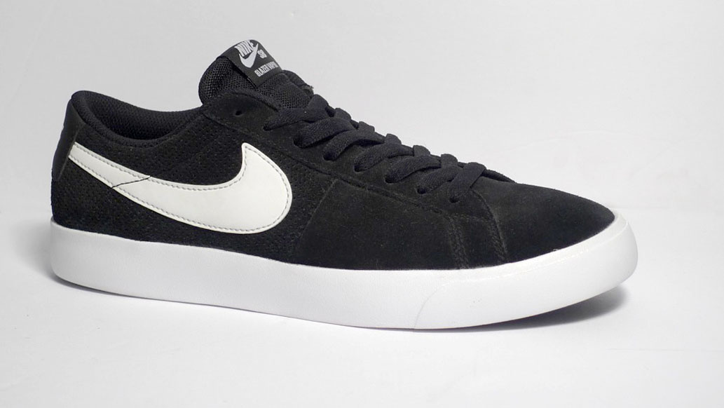newest 038ea dd6ab Nike sb Blazer Vapor Low - Black/White