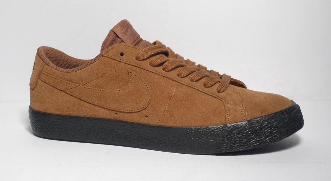 buy online e5877 70c4c Nike sb Zoom Blazer Low - Lt. British Tan/ Lt. British Tan