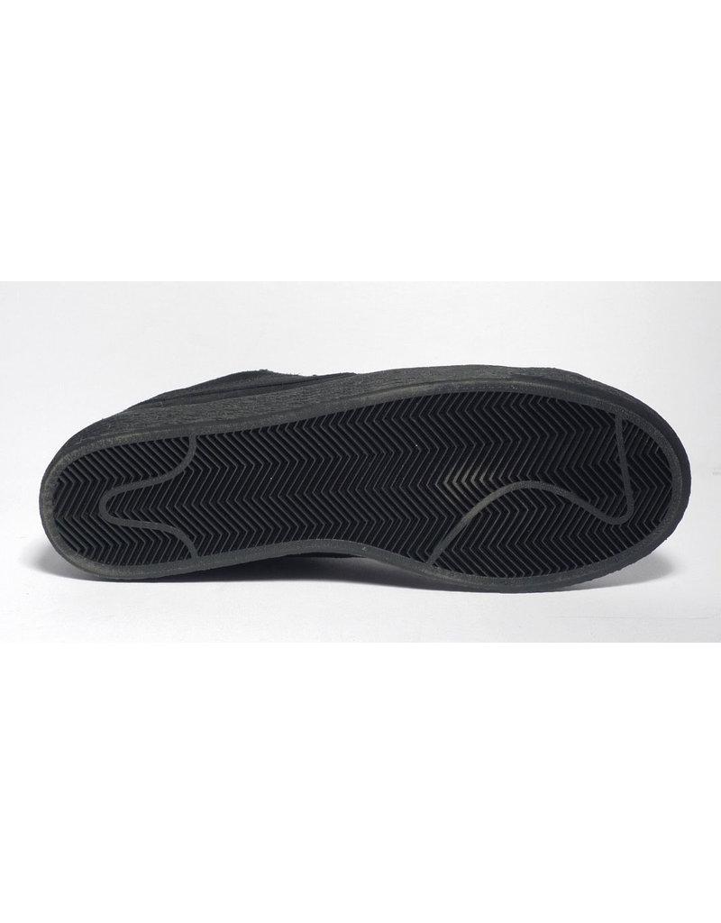 Nike SB Nike sb Zoom Blazer Low - Black/Black-Gunsmoke (size 5)
