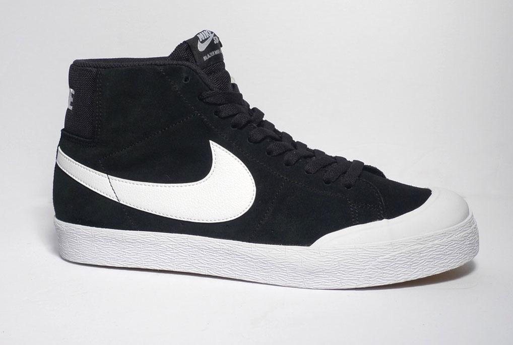 reputable site b870b 0abce Nike sb Blazer Zoom Mid XT - BlackWhite-Gum - FA SKATES