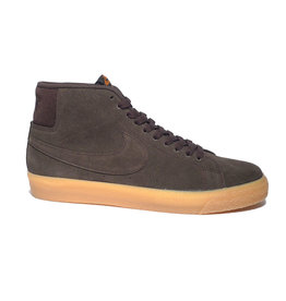 Nike SB Nike sb Blazer Mid - Velvet Brown/Velvet Brown-Cinder Orange (size 7, 10 or 11)