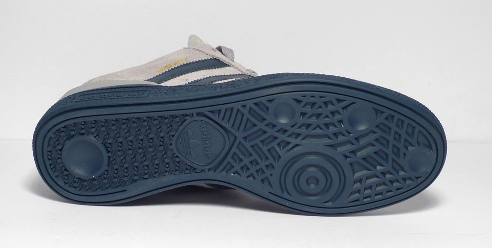 Adidas Adidas Busenitz - Light Granite/Collegiate Navy