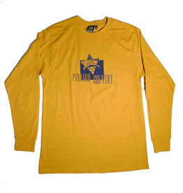 Pyramid Country Pyramid Country Inversion Longsleeve T-shirt - Maize