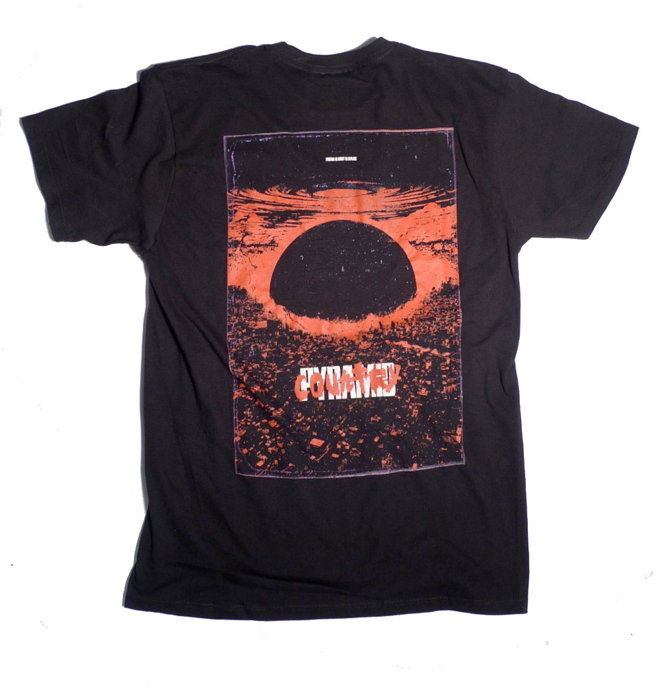Pyramid Country Pyramid Country Phoenix is about to explode T-shirt - black (size Large)