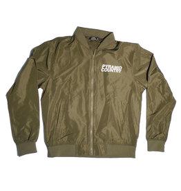 Pyramid Country Pyramid Country Bomber Jacket - Green
